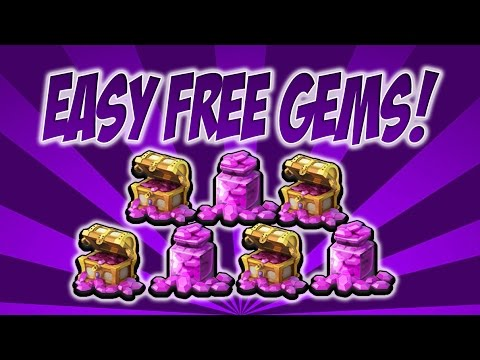how to get gems free to play castle clash