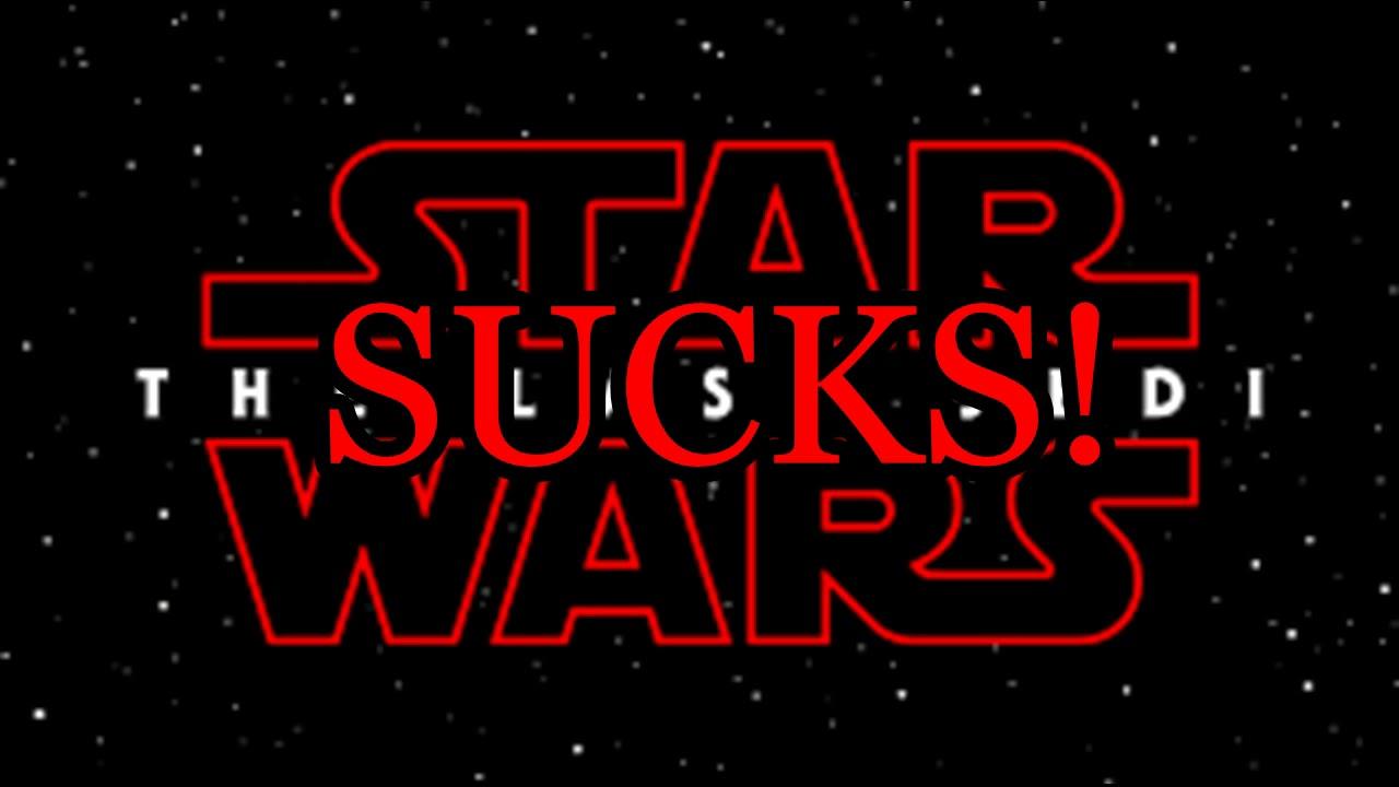 Image result for Star Wars 8 sucks