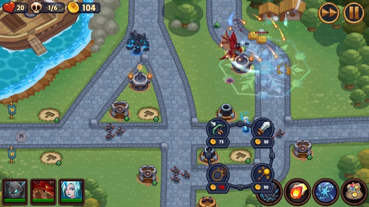 best tower defence games online free