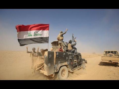 الجيش العراقي يلاحق داعش في الصحراء  - نشر قبل 7 ساعة