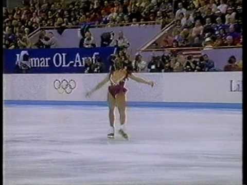 1994 Winter Olympics Tonya Harding Long Program (High Quality)