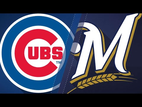 Arcia's walk-off single gives Brewers the win - 4/6/18