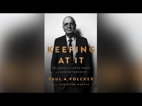 Former Fed Chair Paul Volcker Warns About US Becoming a Plutocracy