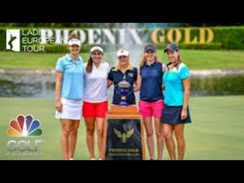 [LADIES EUROPEAN TOUR] THAILAND CHAMPIONSHIP R4 (féminin) - Golf Channel France