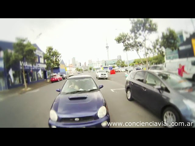 2013 - Auckland Transport - Pay attention or pay the price
