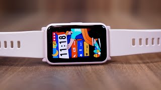 Honor Watch ES Review - Rectangular Display Smartwatch with AMOLED Screen