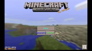 Minecraft PE 0.13.1   Türkçe Yama İndir