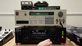 Formatting a SCSI2SD device on the Ensoniq EPS-16 PLUS sampler