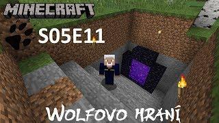 Minecraft | S05E11 | Nether | CZ Lets Play | v1.12.2