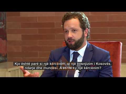 Marredheniet me Prishtine dhe Tiranen, intervista e Vucic per ABC News | ABC News Albania