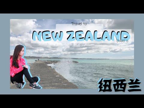 Travel ║ 纽西兰自驾游🚗(上)  | Travel to New Zealand (Part I)