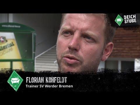 Kohfeldt über die Sinnhaftigkeit der Live-Videoschulung