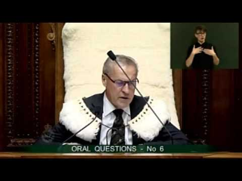 10.05.2016 - Question 6 - Hon Annette King to the Minister of Health