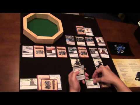 Pathfinder ACG Skull & Shackles Part 1