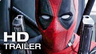 DEADPOOL Red Band Trailer 2 German Deutsch (2016)