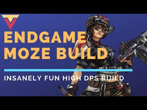 Insanely Fun End Game Moze Build for Borderlands 3