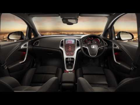 2010 Vauxhall Astra (pt.2) - 'The Interior' with Mark Adams