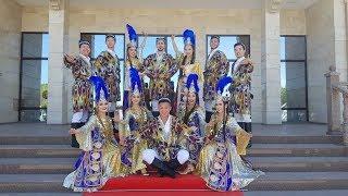 Зажигательный узбекский танец от
