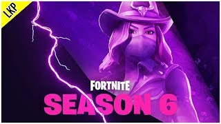 FORTNITE SEASON 6 COUNTDOWN! NEW BATTLE PASS/SKINS! pc game play! (342/350)