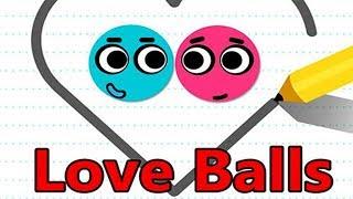 Cea Mai Frumoasa Poveste de Dragoste Love Balls