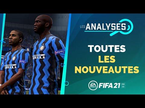 FIFA 21 : TOUTES LES NOUVEAUTÉS DANS FIFA 21 !