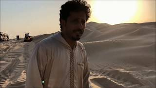 نسخة عن تشجير طرق الصحراء من يفوز العرب ام الصين في صد وحش الرمال