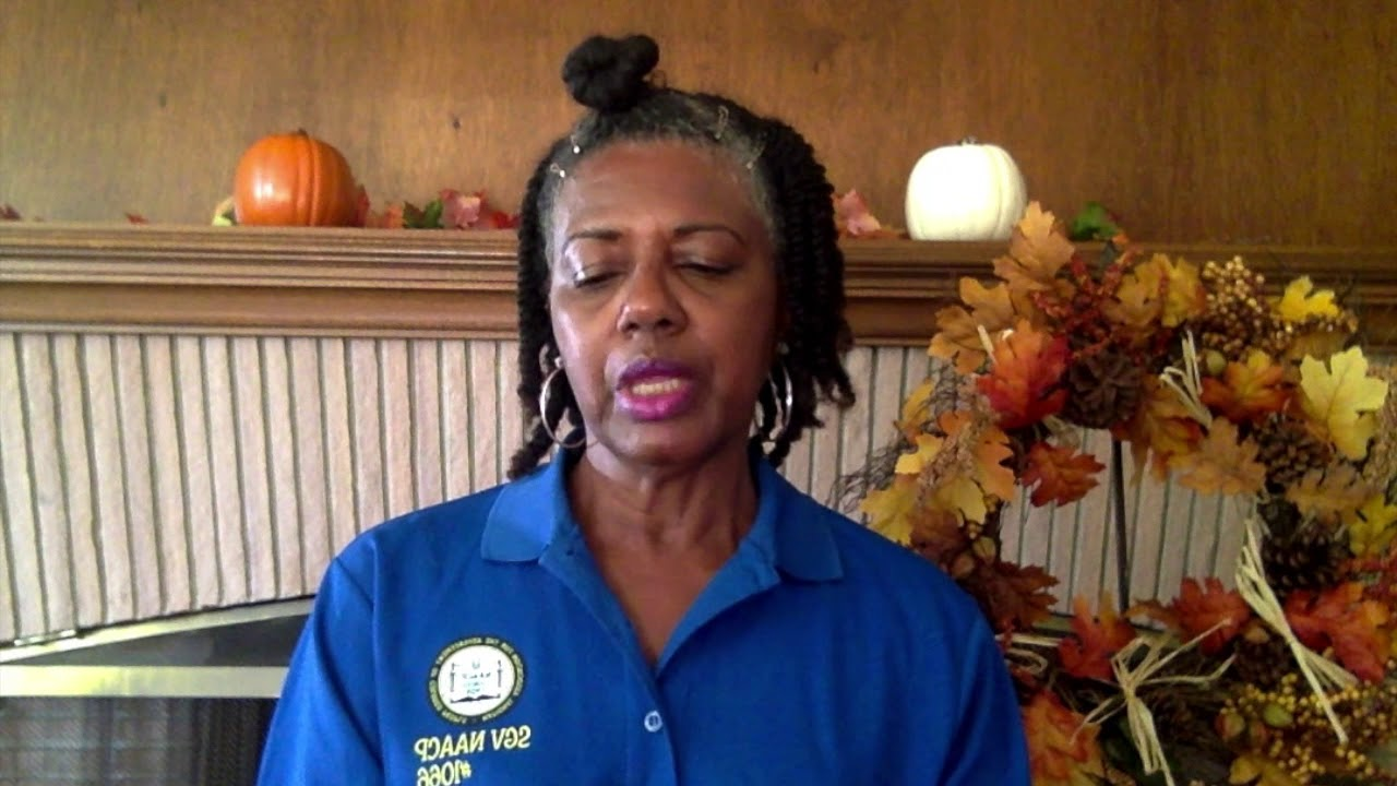 Irma Cooper,Candidate for California Hawaii State NAACP