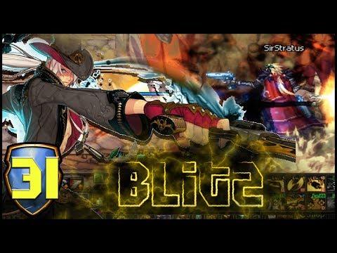 DFO BLITZ - [Male Ranger] - THE ARMORED GUNSLINGER
