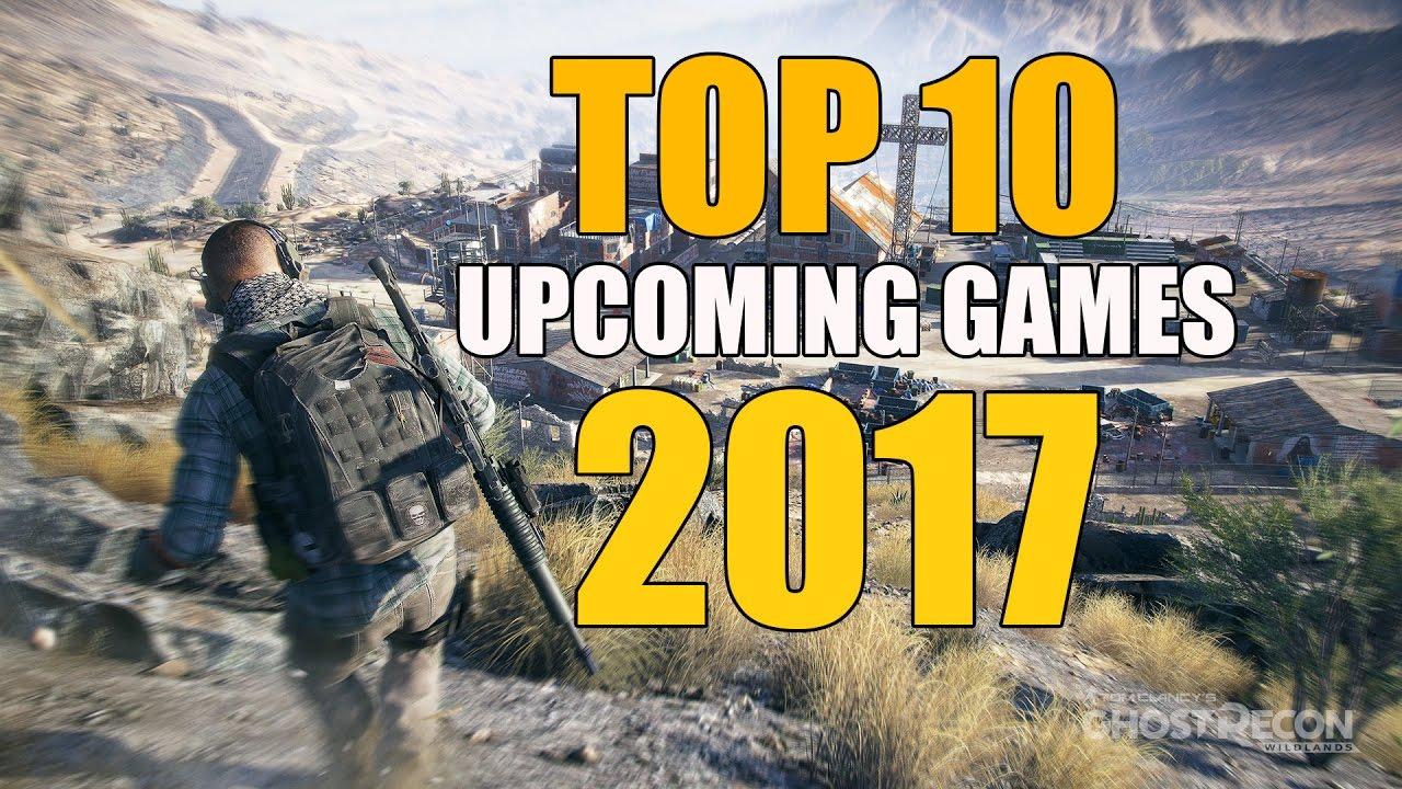 Top 10 Spiele 2017