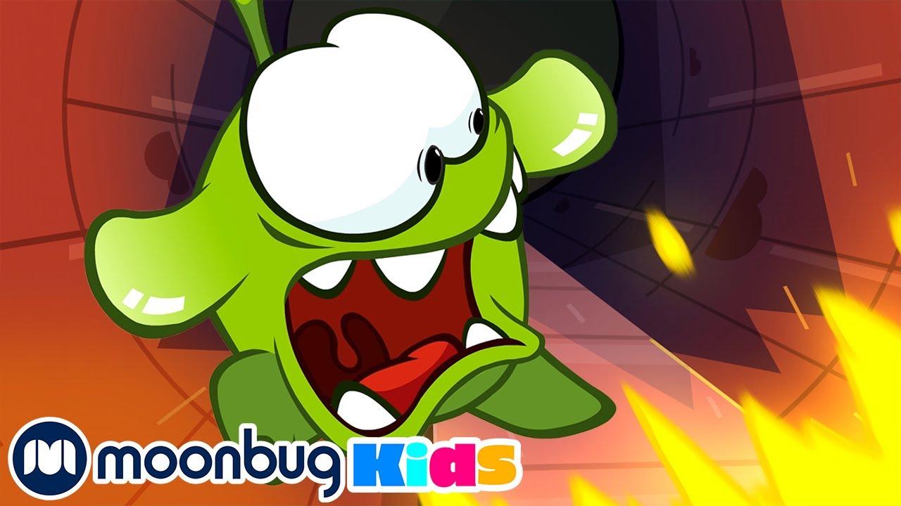 Om Nom Stories | Squeaky Clean! | Season 18 - Om Nom Cafe! | Funny Cartoons for Kids & Babies