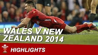 HIGHLIGHTS: Wales v New Zealand 2014 | WRU TV
