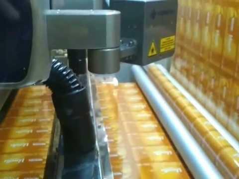 Domino Printing D320i Laser Presentation Doovi