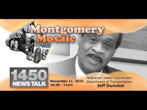 November 11, 2015 Montgomery Mosaic Radio Show