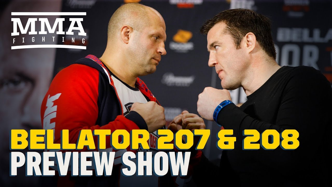 Bellator 207, 208 Preview Show - MMA Fighting