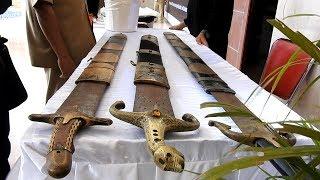 Begini Penampakan Replika Pedang Nabi Muhammad SAW