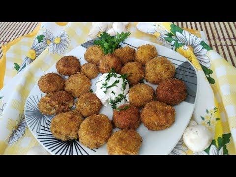 Bakina kuhinja - pohovani šampinjoni