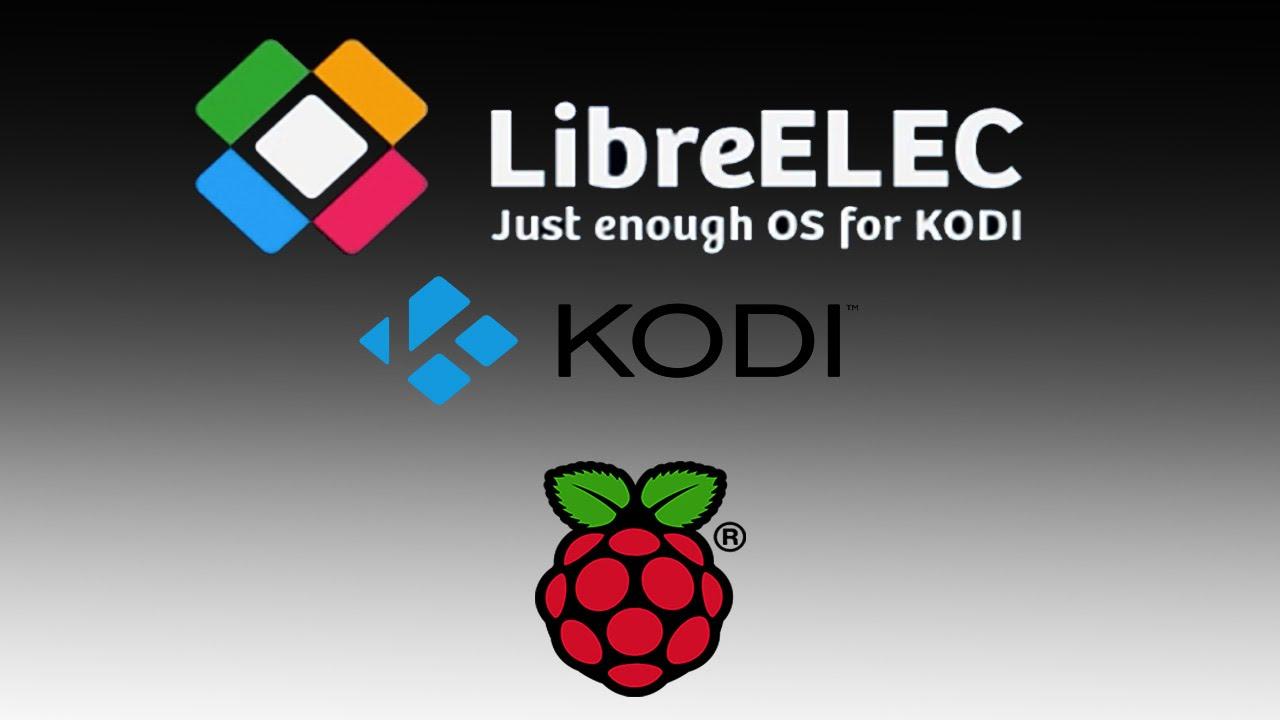 LibreELEC Raspberry Pi 1 2 3 Or Zero Quick Look Kodi For Raspberry pi