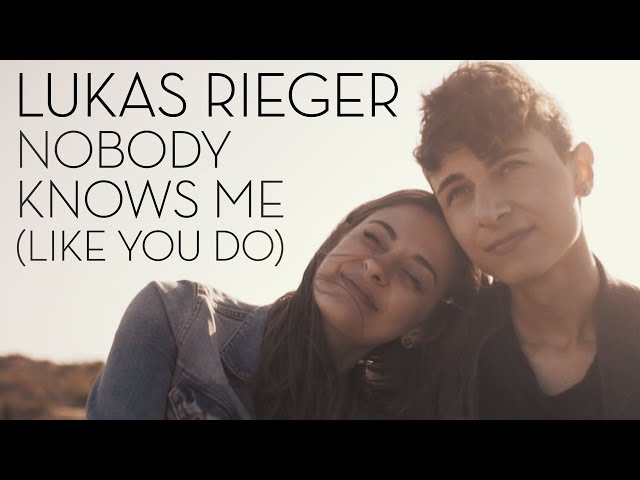 Lukas Rieger - Nobody Knows Me (Like You Do) [Official Video]