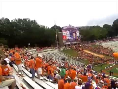 Football Americano-Anderson, South Carolina