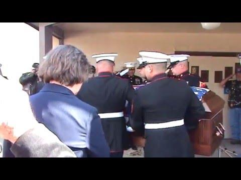 Bringing Home a Hero, Marine LCpl Shawn P. Hefner - KIA
