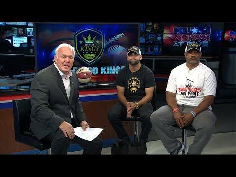 San Diego Kings prepare to rule the ABA world