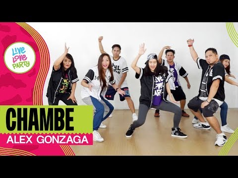 Chambe By Alex Gonzaga | Live Love Party™ | Zumba® | Dance Fitness