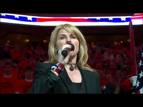 """God Bless America"" performance in Philadelphia 5/2/11"