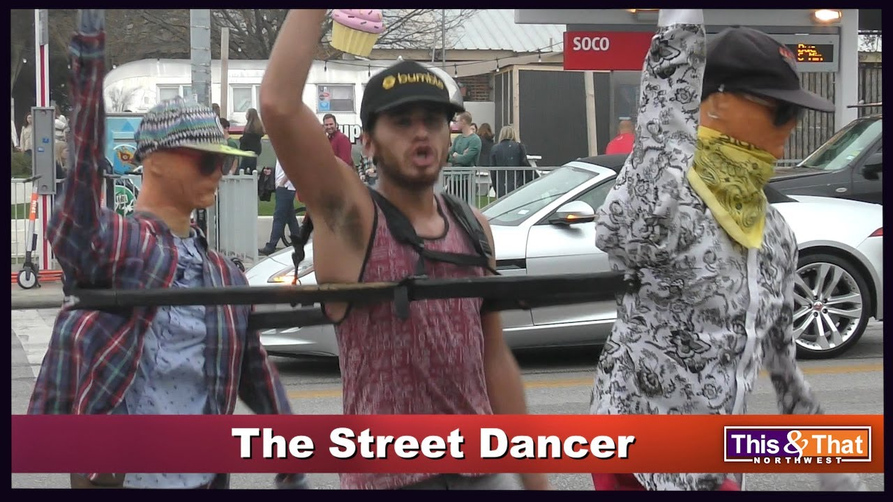 Antonio Nunez: Street Performer