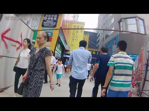 A short visit to Huaqiangbei electronics market in Shenzhen part 1