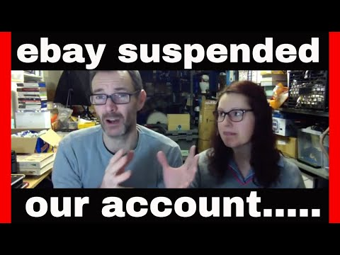 BANNED FROM EBAY - Sunday Live Reseller Chat....