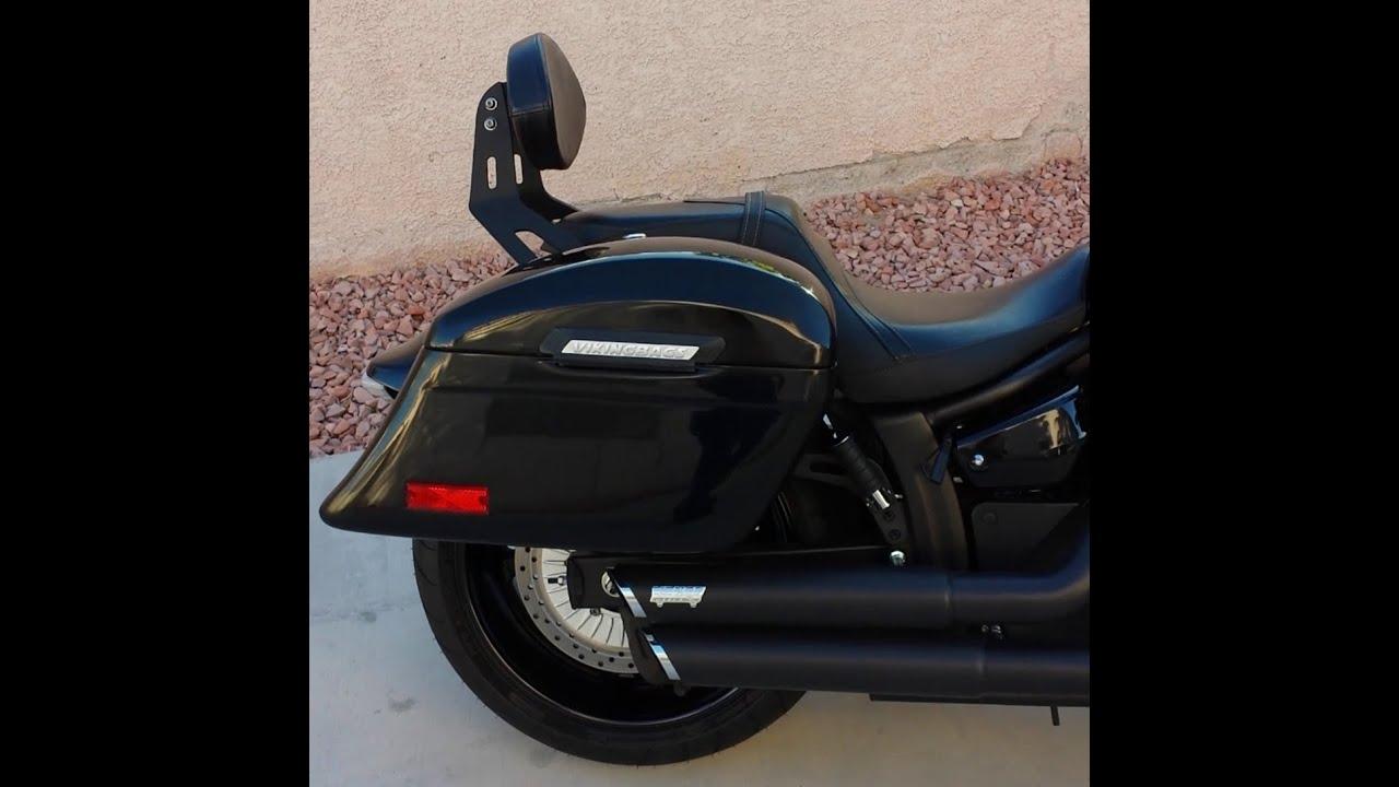 Yamaha Stryker Hard Motorcycle Saddlebags Review