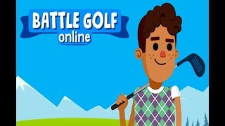 Battle Golf Online Full Gameplay Walkthrough