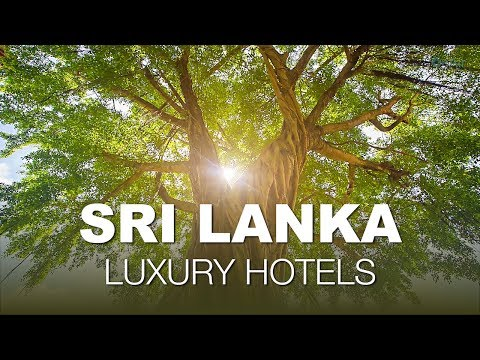 Sri-lanka Luxury Hotels