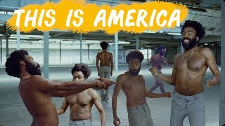 TOP 5 DANCES IN CHILDISH GAMBINO - THIS IS AMERICA (OFFICIAL VIDEO)